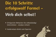 Die 10 Schritte erfolgswolf Formel - Web dich selbst!