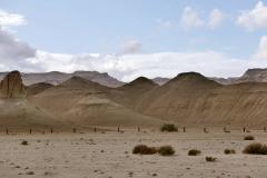 In der Salzwüste