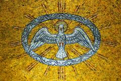 Heiliger Geist Mosaik